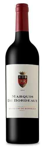 Marquis de Bordeaux Red 2012