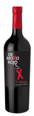 DE MOÑO ROJO X