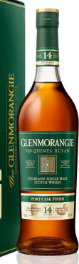 Glenmorangie Quinta Ruban 14 Años