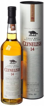 CLYNELISH MALT 14 YEARS 700cc