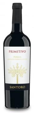 Santoro Primitivo 2016 Puglia IGT