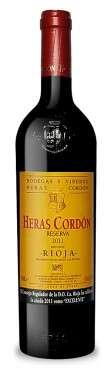 HERAS CORDON RESERVA 2011