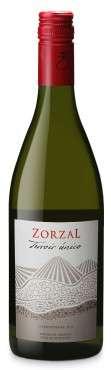Zorzal Terroir Único Chardonnay 2015