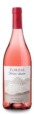 Zorzal Terroir Único Pinot Noir Rosé 2017