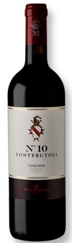 Mazzei Fonterutoli N°10 Toscana IGT 2018