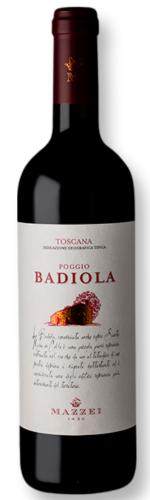 Mazzei Poggio Badiola Toscana IGT 2018