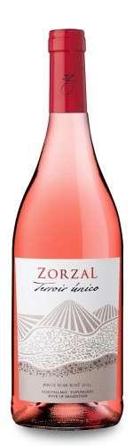 Zorzal Terroir Único Pinot Noir Rosé 2016