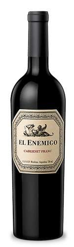 EL ENEMIGO CABERNET FRANC 2017