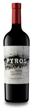 PYROS SYNGLE VINEYARD BLOCK N° 4 MALBEC 2014
